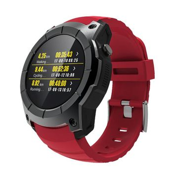 GPS Watch Android IOS Waterproof Sports Activity Tracker