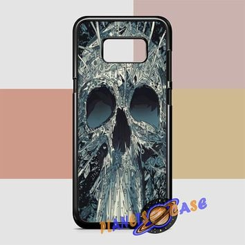 Abstract Skulls Artwork Samsung Galaxy S8 Plus Case Planetscase.com