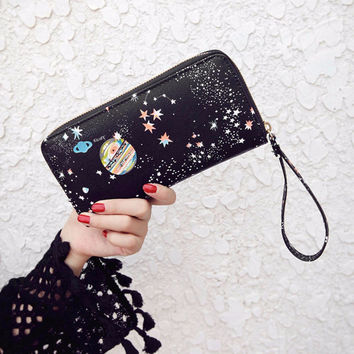 Fashion Long Wallet Lady Card Holders High Quality