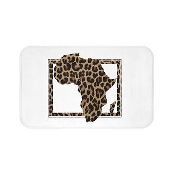 Zebra Signature Soft Bath Mat Collection