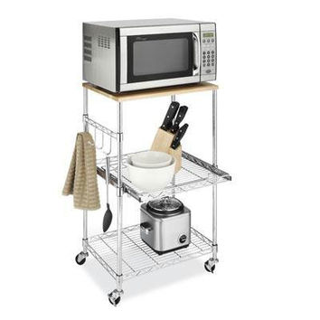 Supreme Microwave Cart