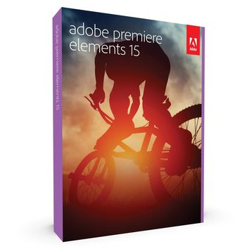 Adobe Premeire Elements 15 - Windows  & Mac