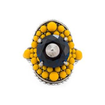 GUCCI | Multi-Beaded Ring | Womenswear | Browns Fashion