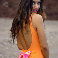 KOHALA One Piece Bow Bathing Suit - CREATE Your OWN  Ask a Question