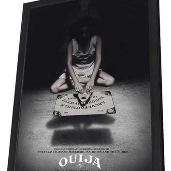 Ouija 11x17 Framed Movie Poster (2014)