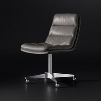 Griffith Leather Desk Chair