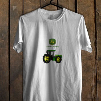 John Deere T Shirt Mens T Shirt and Womens T Shirt *