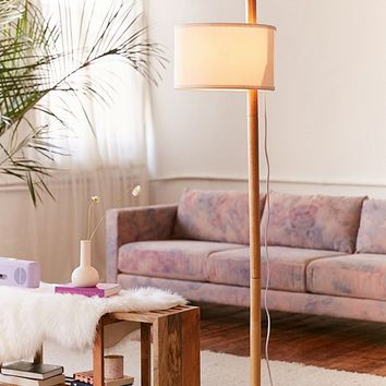 Akio Adjustable Floor Lamp | Urban Outfitters