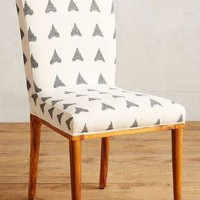 Elza Ikat Dining Chair by Anthropologie