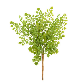 Hight Quality Lovely Gingko Biloba Fake Artificial Plant Floral Foliage Home Party Office Decoration