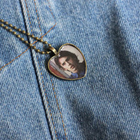 Daniel Desario / James Franco Necklace by RadKitties on Etsy