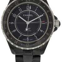 Chanel J12 swiss-automatic mens Watch H2012 (Certified Pre-owned)