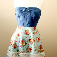 Primrose Garden Printed Sundress   PRETTY YOUNG THINGS