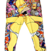 Homer's Drunk Joggers
