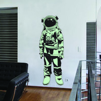 Spaceman Wall Decal