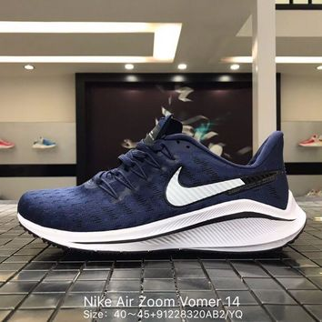 Nike Air Zoom Vomer 14  V14  Men's Running Shoes Sneakers Size:40~45