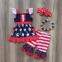Stars & Stripes Boutique Outfit