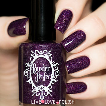 Powder Perfect Widow's Walk Nail Polish