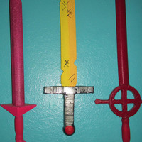 Finn's Demon Sword Adventure Time Cosplay