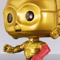 Funko Pop Star Wars, C-3PO #64