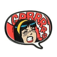 Riverdale - Veronica Lodge Pop Art Leather Patch
