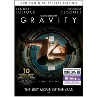 Gravity (Special Edition) (2 Discs) (Includes Digital Copy) (UltraViolet) (W) (Widescreen)