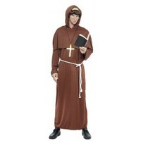 Monk Costume - Adult Size