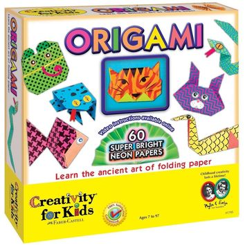 Creativity For Kids Origami Kit
