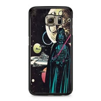 Star Wars in The Space Samsung Galaxy S6 case
