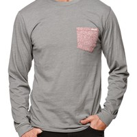 Volcom Fall Twist Pocket T-Shirt - Mens Tee