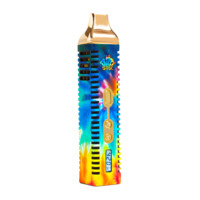 Trippy Skins™ for Herbal Vaporizer - Tie Dye Gold