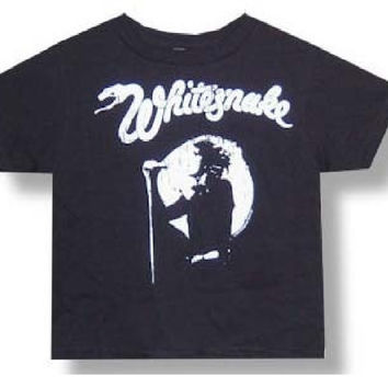 Whitesnake 'Live' Toddler T-shirt (2T)