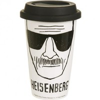 Breaking Bad Heisenberg Sketch Travel Mug : TruffleShuffle.com