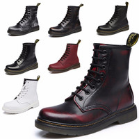 Fall /Winter 2p16 Designer Style Urban, Hip Hop and Street Men  Doc Martens Type Leather Boots