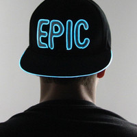 Light Up Hat - EPIC