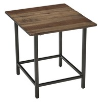 Magnussen Woodbridge Wood Rectangular End Table | www.hayneedle.com