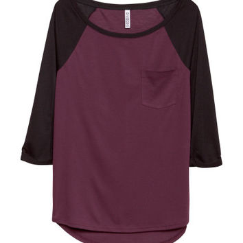 Jersey top | Product Detail | H&M