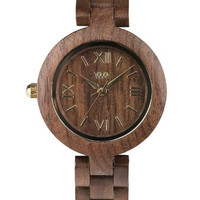 WeWOOD Women's Acasia Nut - Walnut