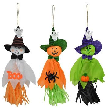Stylish Vivid Halloween Hanging Ghost Halloween Decoration Ornaments