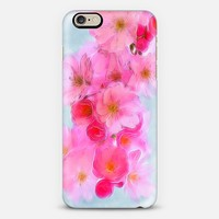 Cherry Blossom iPhone 6 case by Alice Gosling | Casetify