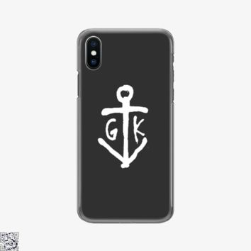 Glamour Kills Anchor, Funny Phone Case