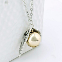 Harry Potter  Quidditch Necklace