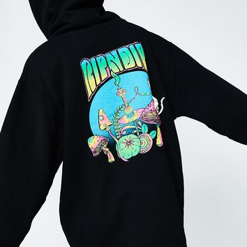 Psychedelic Pullover Hoodie