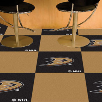 NHL Team Carpet Team Tiles