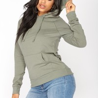 Everyday Classic Hoodie - Green