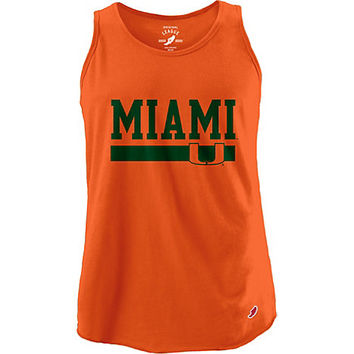 University of Miami All American Tank Top