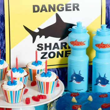 Sharks Basic Party Pack