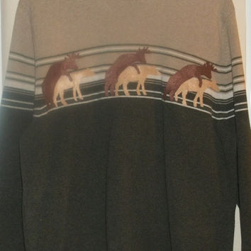 "X-Rated ""Ugly"" F ing Christmas Reindeer Sweater"