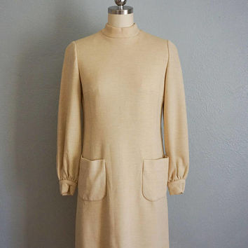1960s Silverman mod dress | vintage 60s mod | vintage Jerry Silverman dress