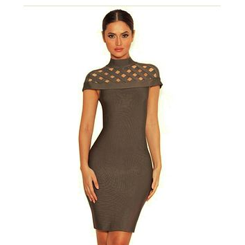 Dali elegant bandage dress